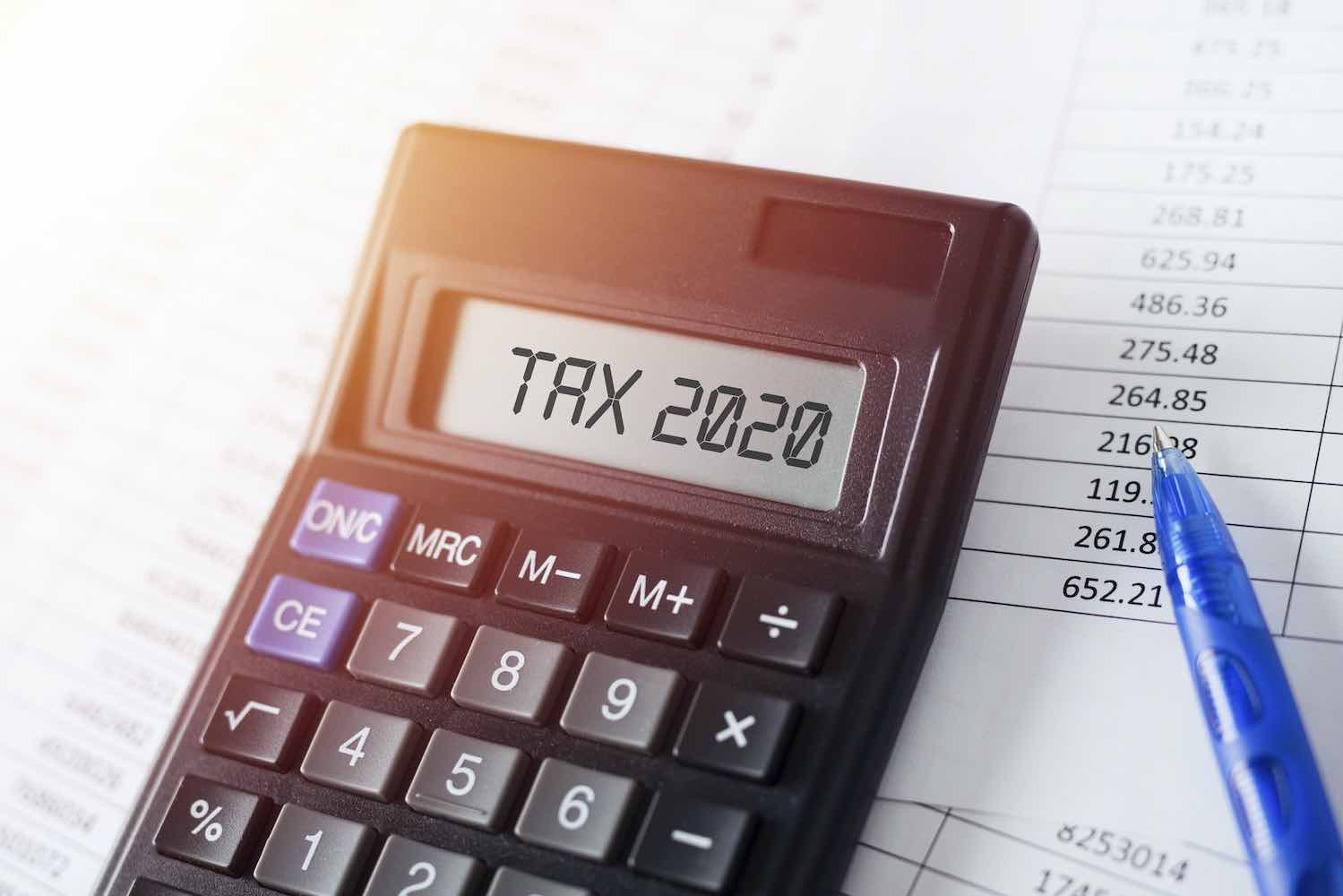 2020 Business Taxes