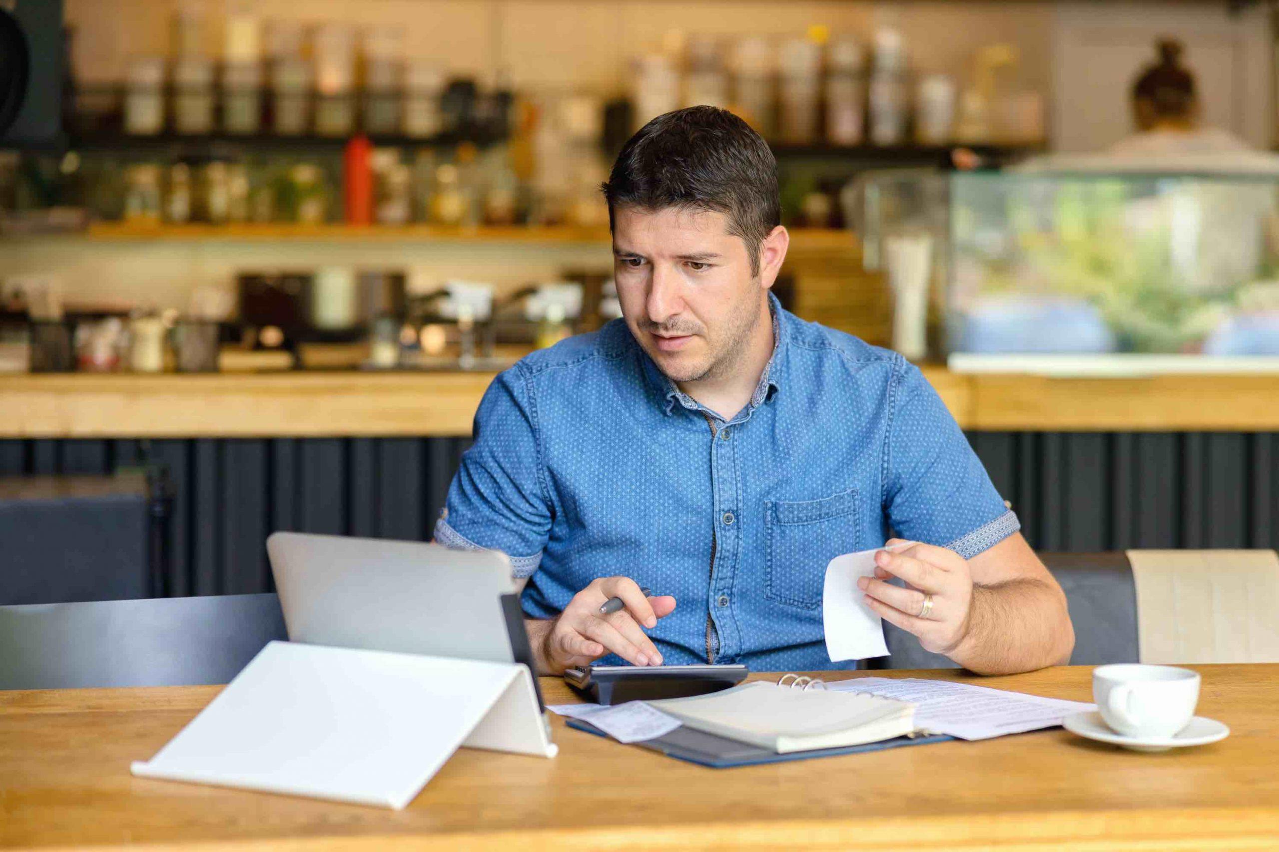 Deducting startup expenses